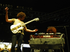 Wolfmother in Java Rockin Land 2011